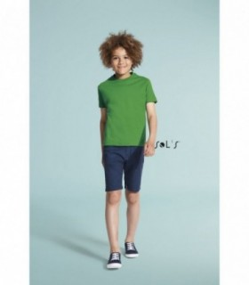 IMPERIAL KIDS Sol's  - 11770 - TEE-SHIRT ENFANT COL ROND