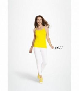 JOY SOLS - 1184 - DÉBARDEUR FEMME FINES BRETELLES
