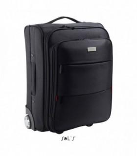 AIRPORT Sol's - 71110 - VALISE TROLLEY CABINE EN POLYESTER 1680D Sol's personnalisé [product_short_desc]