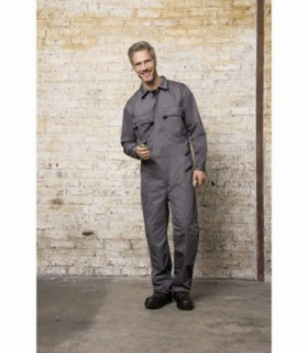 SOLSTICE PRO Sol's  - 80902 - COMBINAISON WORKWEAR SIMPLE ZIP