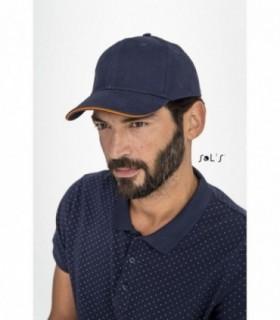 BUFFALO  Sol's - 88100 - CASQUETTE 6 PANNEAUX Sol's personnalisé [product_short_desc]
