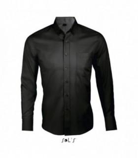 BUSINESS MEN Sol's  - 551 - CHEMISE HOMME MANCHES LONGUES Sol's personnalisé [product_short_desc]
