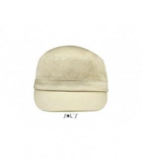 CHE  Sol's - 88101 - CASQUETTE 3 PANNEAUX Sol's personnalisé [product_short_desc]