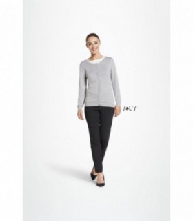 GRIFFIN Sol's  - 1716 - CARDIGAN FEMME COL ROND