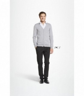 GRIFFITH Sol's  - 1715 - CARDIGAN HOMME COL V